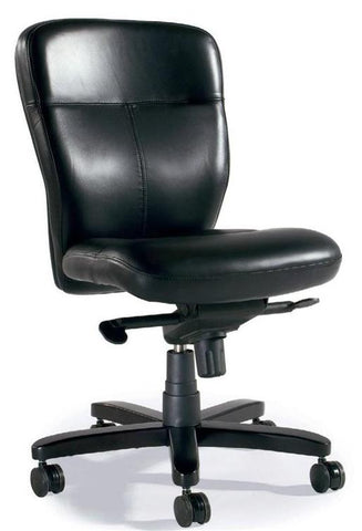 Hooker Furniture Home Office Karma Chance Executive Swivel Tilt Chair