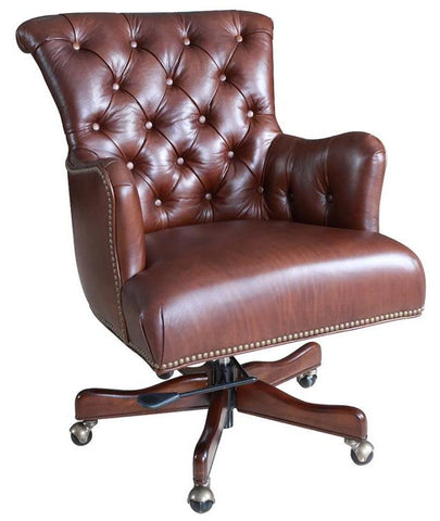 Hooker Furniture Home Office Aegis Demeter Executive Chair