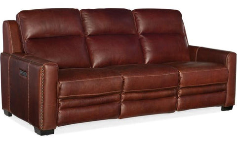 Lincoln Power Motion Sofa With Power Headreast - Power Lumbar