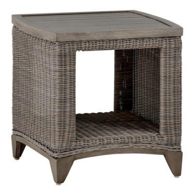 Astoria End Table Finish Oyster