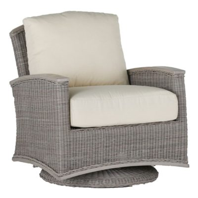 Astoria Swivel Glider Chair Fabric 211 Classic Linen Natural Gr B Dream Cushion