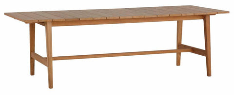 Coast Extension Table Finish Natural Teak