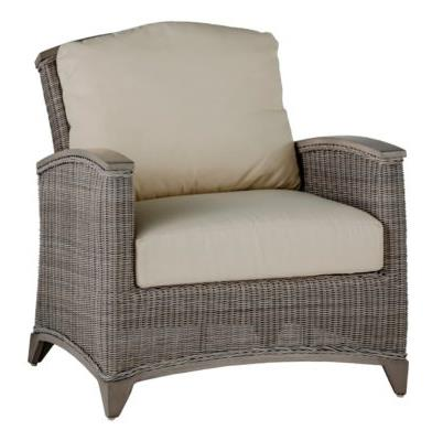 Astoria Lounge Chair Fabric 211 Classic Linen Natural Gr B Dream Cushion No Welt Finish Oyster