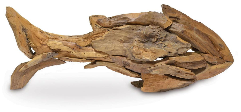 Large Driftwood Fish