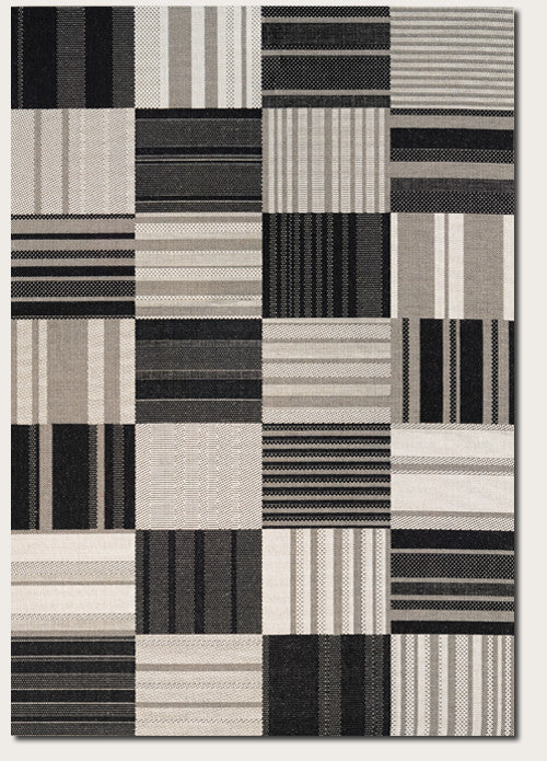 Afuera Patchwork Onyx