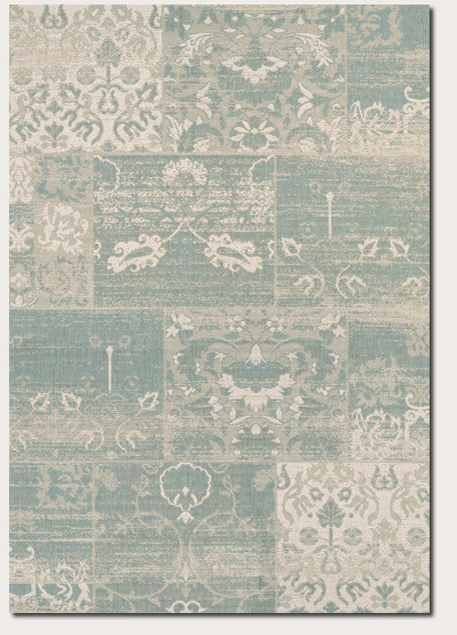 Afuera Rug Country Cottage Sea Mist