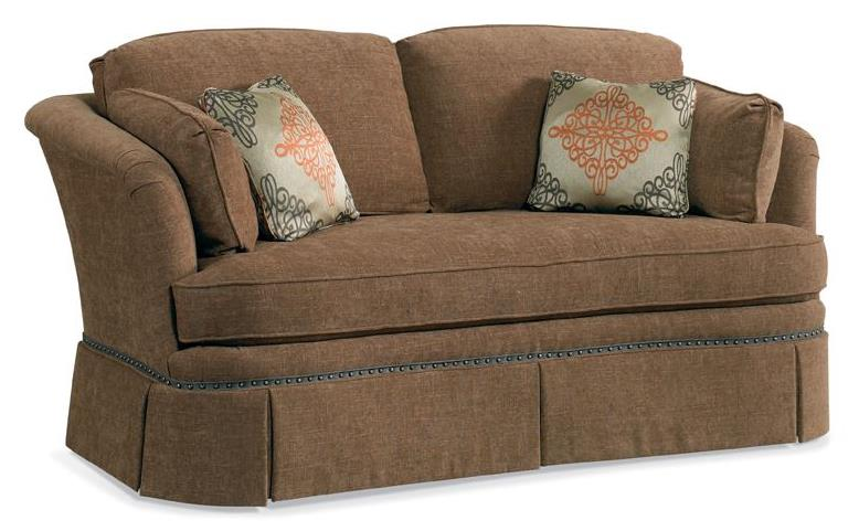 Sofa 2212L Cover Sweater Color Mocha 3 Grade 16 Finish Antique Pecan No  Skirt With Arm