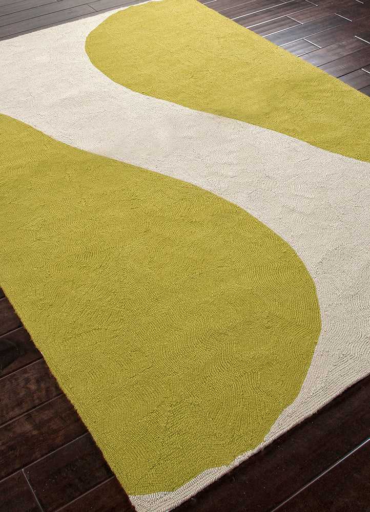 Grant Au Pear Hand Hooked Indoor Outdoor Rug