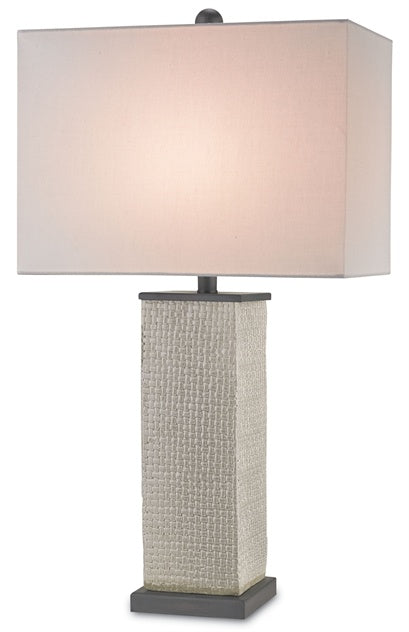 Reed Table Lamp