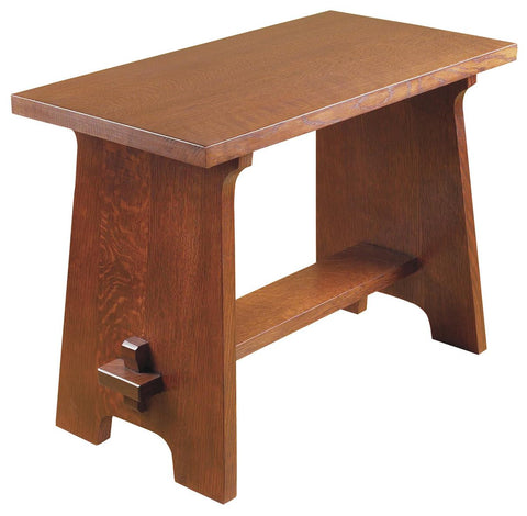 Gustav Stickley Fireside Stool