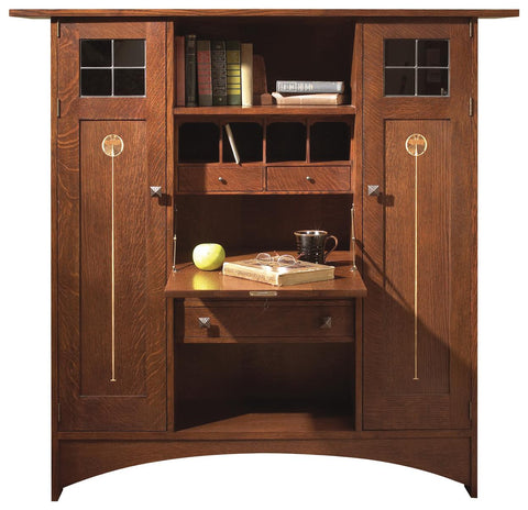 Ellis Fall Front Bookcase