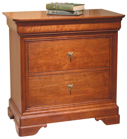 La Rochelle Nightstand 91-7803 Finish Madison 011 Approval Code 0403-16-Ne-Pst 1