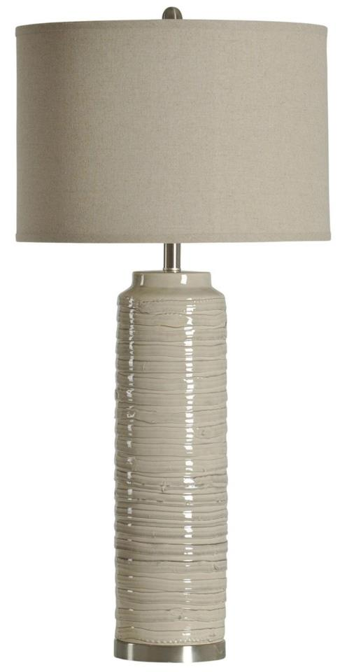 Anastasia Ceramic Tall Table Lamp