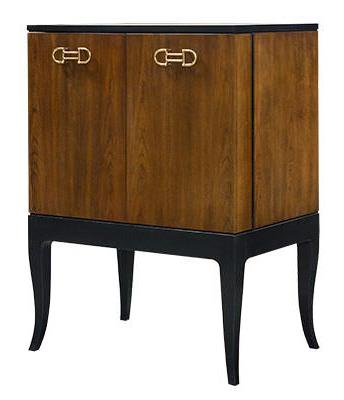 Belmont Chest On Stand 32 Brighton, Satin Cabinet 80 Black Lacquer Base And Top Edge Two Door Chest Featuring Equestrian Hardware One Interior Drawer One Concave Adjustable Glass Shelf Lighted Interior