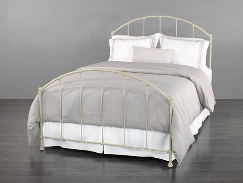 Coventry Queen Headboard In Matte White Finish