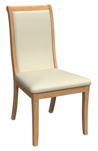 Dining Chair Fabric F285 Finish 015 Ws Stone