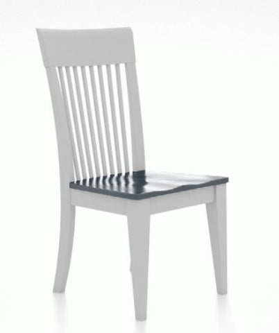 Gourmet Dining Chair Seat Finish Navy Blue Washed Frame Finish 50 Dove White