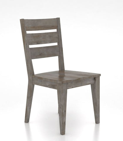 East Side Dining Side Chair Finish 81 Mist Grey Washed Legs Ve