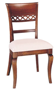Mont Blanc Side Chair - Wood