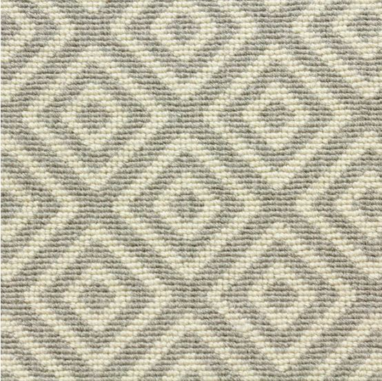 Carpet 12 X 10 120 Sq Ft Pattern Warren Color Platinum