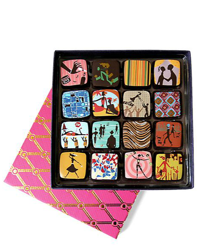MarieBelle Assorted Chocolates Box