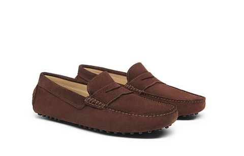 Ernie Driving Loafer by Jack Erwin