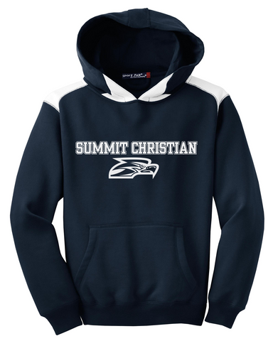Summit Christian Eagle Hoodie