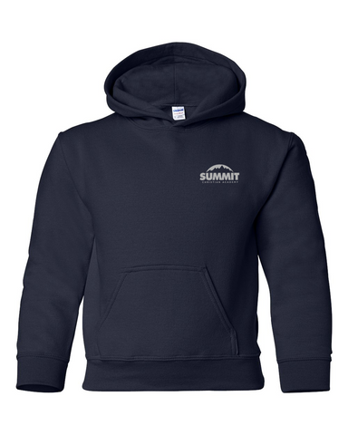 Classic Uniform Hoodie with Summit Crest