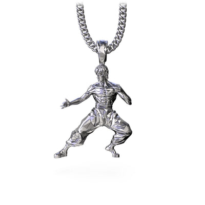 Necklaces - Bruce Lee Totem