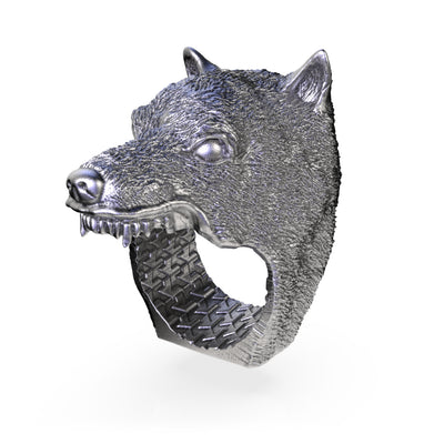 Rings - Wolf Ring