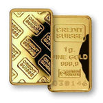 1x  1Gram Gold Bar, UK delivery only