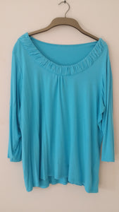 FREE vintage Blue women's blouse