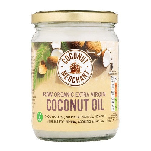 Organic Coconut oil 500ml FREE DELIVERY