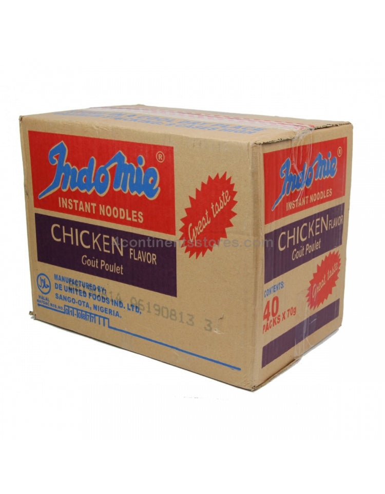 Chicken Noodles box of 40! Ghana delivery only!