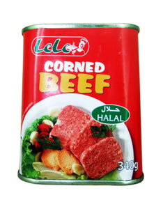 Corned Beef (Box of 12) 340g, Ghana delivery only!