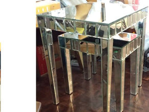 Mirrored Side tables! Toronto Canada, (SOLD!)