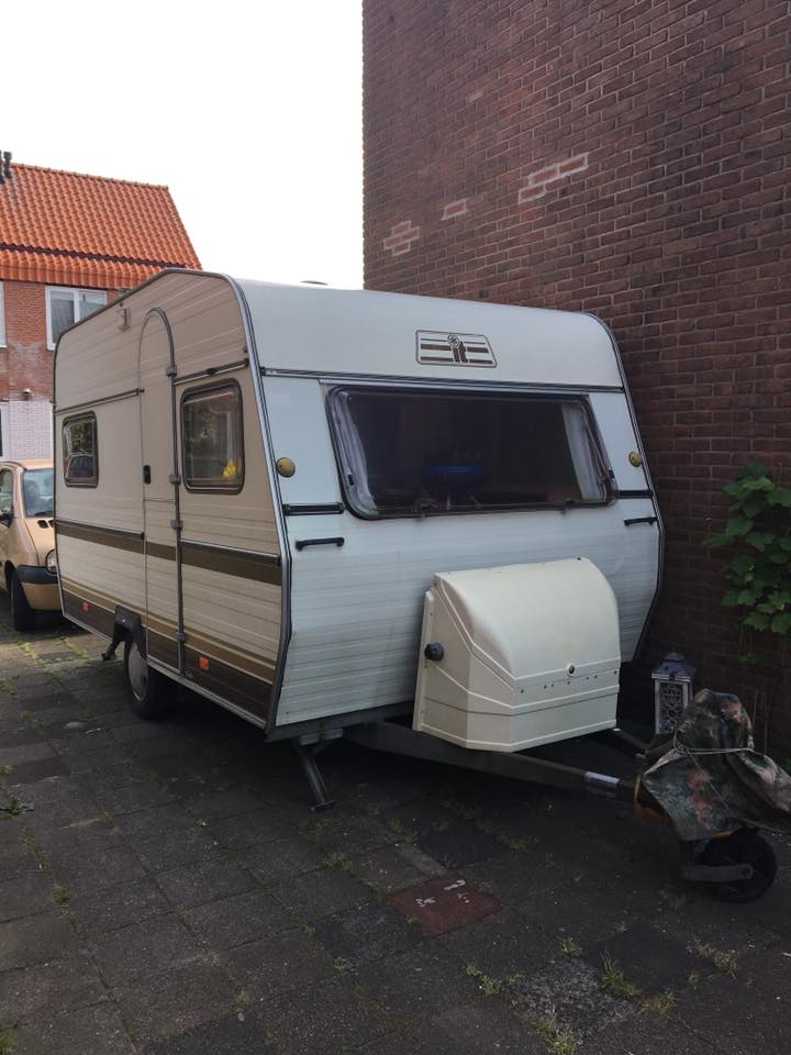 Caravan te koop, Retro Camper for sale(Sold!)