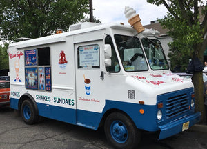 Ice cream truck for rent for parties!Piscataway, NJ, USA