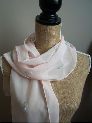 Silk scarfs from The Middle East(Sold out!)