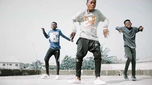Talented kids dance group; Ghana