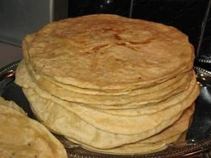 Buy here in Suriname Roti & Bara!