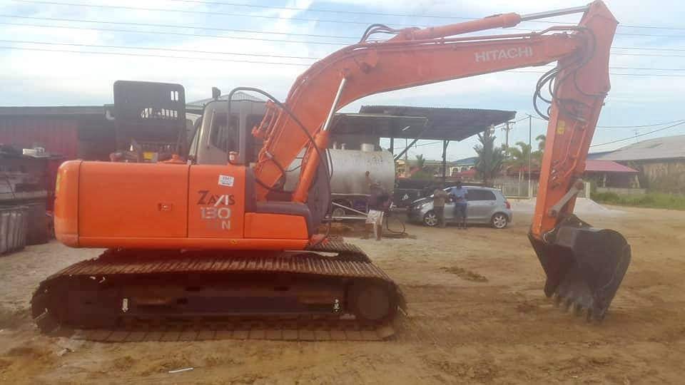 Hydraulic Excavator, Direct Seller, Suriname