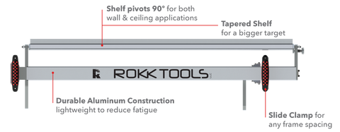 RoKK Tools - Wood RoKKpro