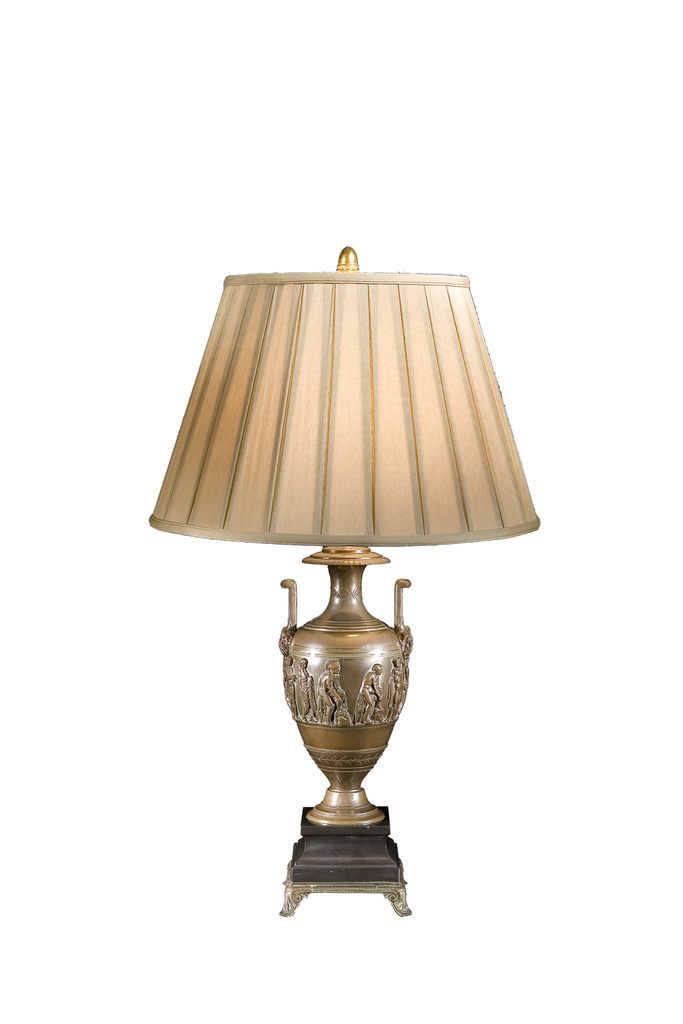 Barbedienne Bronze Urn Lamps - GEORGE V COLLECTION, Table Lamp