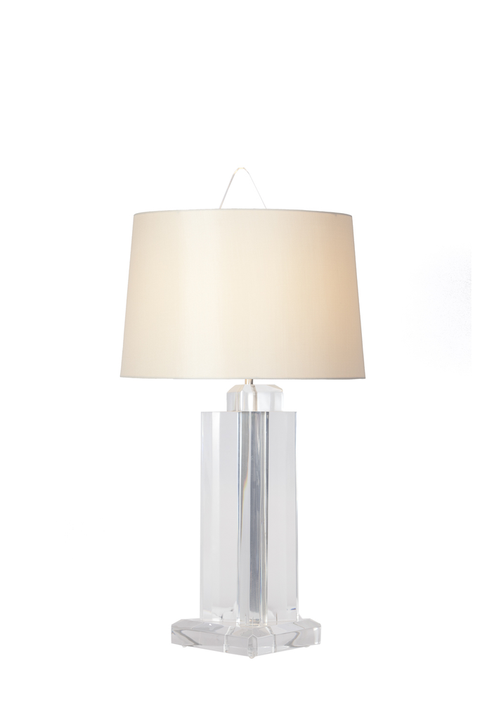 Big Boy Acrylic - GEORGE V COLLECTION, Table Lamp