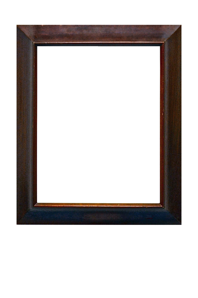 Solid Mahogany Mid-Century Frame - GEORGE V COLLECTION