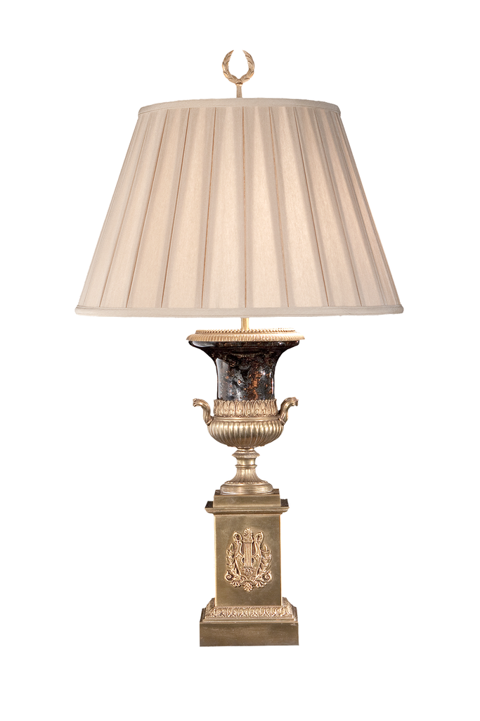 Early Classic Lamp Pair | Warren Kessler, Beth Page, N.Y. | circa 1930's - GEORGE V COLLECTION, Table Lamp