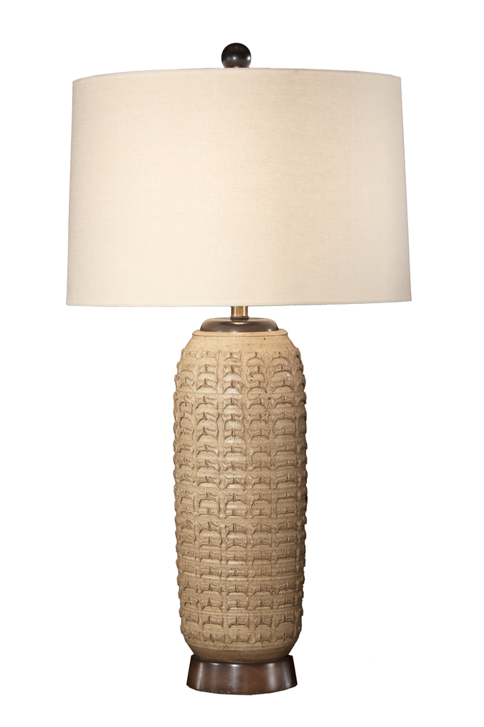 American Studio Stoneware - GEORGE V COLLECTION, Table Lamp