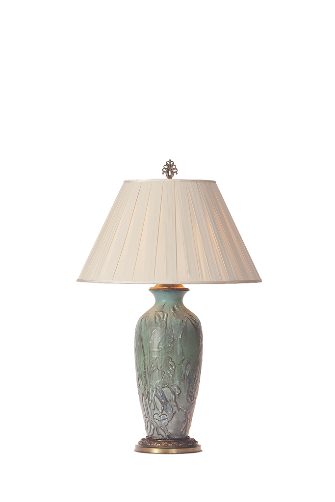 William Hentschel | Rookwood Vase - GEORGE V COLLECTION, Table Lamp