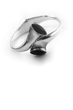 Sigfredo Pineda | SIGI | Sterling | Black Onyx - GEORGE V COLLECTION, Jewelry